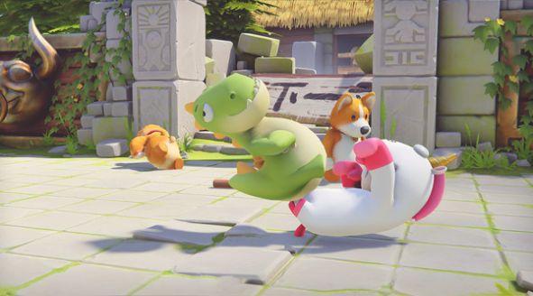 动物派对联机版游戏下载-动物派对最新联机版手游下载