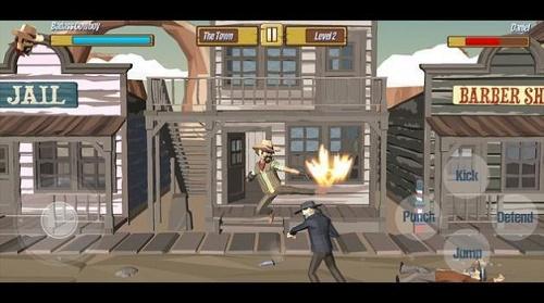 牛仔大战黑帮游戏下载-牛仔大战黑帮最新安卓版下载