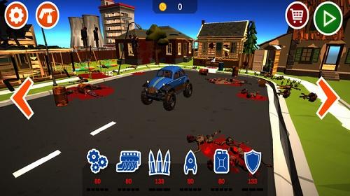 疯狂僵尸司机游戏下载-疯狂僵尸司机安卓版最新免费下载