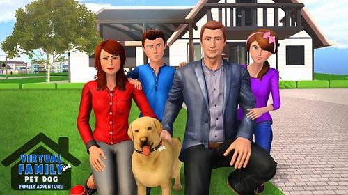 快乐的家庭狗狗游戏下载-快乐的家庭狗狗v1.2.7最新版免费下载
