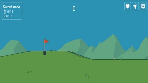 极简高尔夫游戏下载-极简高尔夫v1.1.4安卓版最新免费下载