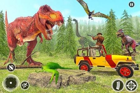 野生开放恐龙猎杀游戏下载-野生开放恐龙猎杀安卓版免费下载