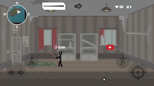 火柴人闪客快打游戏下载-火柴人闪客快打安卓版最新免费下载