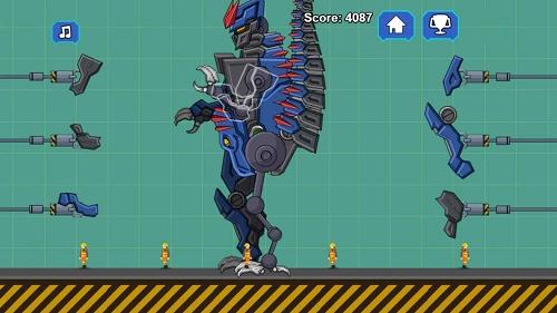 暴龙兽进攻游戏下载-暴龙兽进攻安卓版最新免费下载