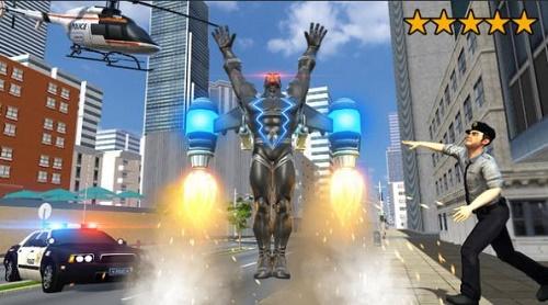 外星人黑蜘蛛英雄游戏下载-外星人黑蜘蛛英雄安卓版最新免费下载