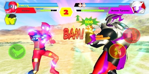超级英雄战士融合游戏下载-超级英雄战士融合安卓版最新免费下载