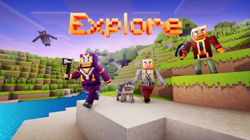 我的探索世界生存游戏下载-我的探索世界生存安卓版最新免费下载