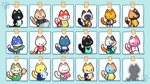 闲置猫咪小镇下载-闲置猫咪小镇最新版v1.0.7安卓免费下载