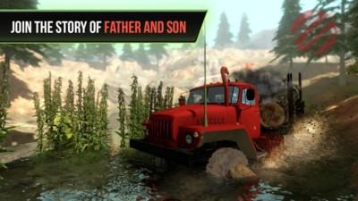 越野卡车4游戏下载-越野卡车4最新版v2.4安卓免费下载