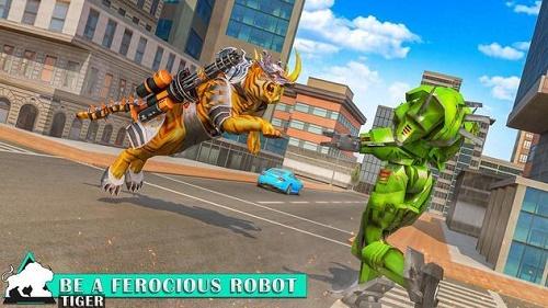 飞虎机器人改造游戏下载-飞虎机器人改造最新版v3.1免费下载