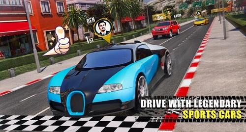 城市汽车飙车游戏下载-城市汽车飙车安卓版最新免费下载