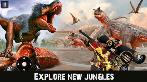 恐龙猎人2021游戏下载-恐龙猎人2021最新版安卓免费下载