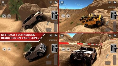 四轮汽车越野竞技手游下载-四轮汽车越野竞技安卓版最新免费下载