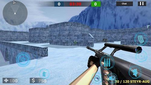 反恐战争反击游戏下载-反恐战争反击安卓版最新免费下载