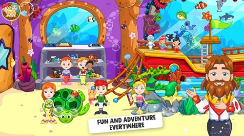 我的仙境美人鱼游戏下载-我的仙境美人鱼安卓版最新免费下载
