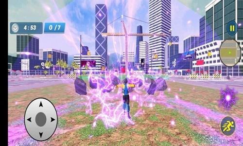 挖掘机超级英雄游戏下载-挖掘机超级英雄安卓版最新免费下载