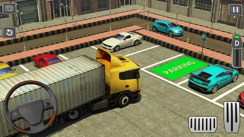 城市卡车停车场3D下载-城市卡车停车场3D安卓版最新免费下载