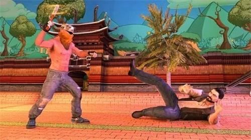 街头战士3D游戏下载-街头战士3D安卓版最新免费下载