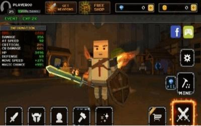 像素刀锋M游戏下载-像素刀锋M安卓版最新免费下载