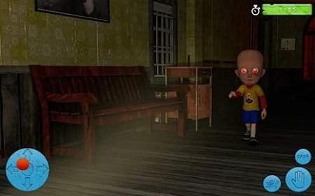 黑暗房子里的婴儿游戏下载-黑暗房子里的婴儿最新版安卓下载