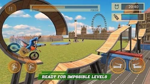 伦敦城市摩托车特技游戏下载-伦敦城市摩托车特技安卓版最新下载