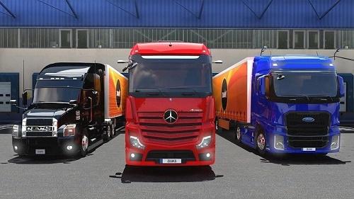 卡车模拟器手机版下载-卡车模拟器手机版中文最新下载