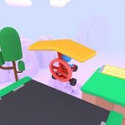 滑翔机对决游戏
