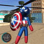 钢铁侠城市英雄安卓版