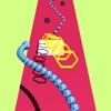 蛇蛇飞越坡道3D