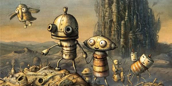 机器人游戏大全