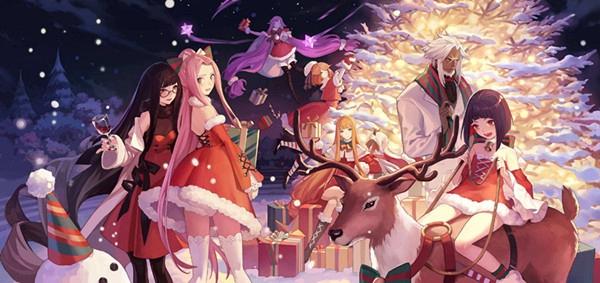 圣诞节游戏大全