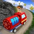 物理消防车画线大冒险