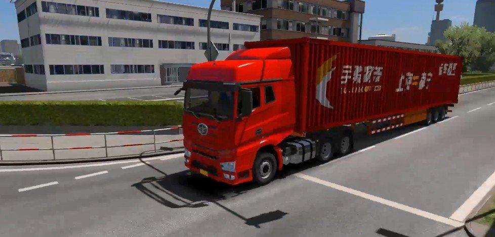 中国一汽卡车模拟手游下载-中国一汽卡车模拟安卓游戏下载