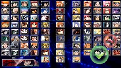 死神vs火影3.3版本手机版下载-死神vs火影3.3版本游戏安卓手机下载