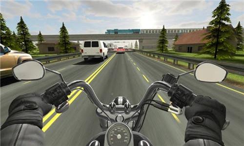 公路骑手无限金币版下载-公路骑手破解版无限金币免费下载