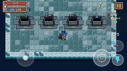元气骑士2.8.4下载-元气骑士2.8.4无限材料技能下载