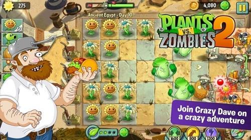 植物大战僵尸2免费内购版下载-植物大战僵尸2免费内购版安卓下载