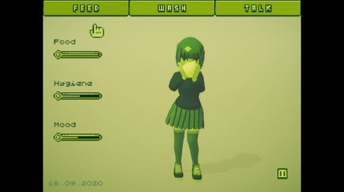 电子女孩手机版下载-电子女孩手机版中文免费下载