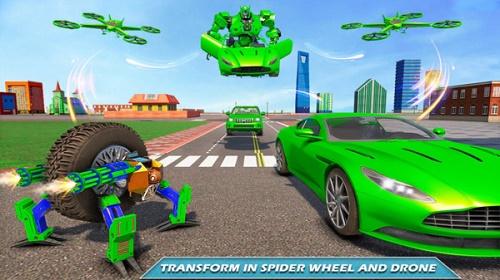 蜘蛛轮机器人游戏下载-蜘蛛轮机器人安卓版最新免费下载