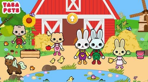 宠物农场2021游戏下载-宠物农场2021最新版安卓免费下载