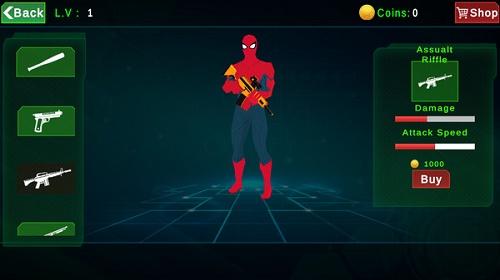 蜘蛛侠英雄之城游戏下载-蜘蛛侠英雄之城安卓版最新免费下载